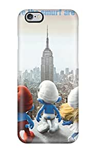 Hot PC Case For Iphone 6 Plus (5.5 Inch) Cover Plus Sk2011 The Smurfs Movie