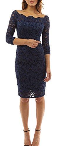 イディオム分析的なミニCZGBT DRESS レディース カラー: ブルー