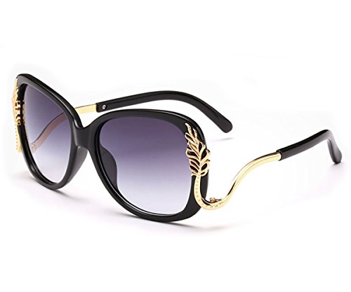 Konalla Vintage Fashion The Tree of Life Metal Frame Sunglasses for Women - Sunglasses Target Over Glasses