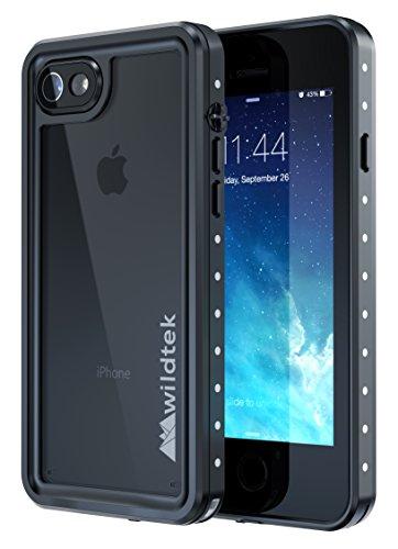 (Wildtek Repel Waterproof iPhone 7 Case (Black - 4.7))