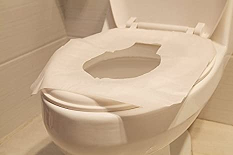 paper toilet seat covers travel size disposable perfect for purses and handbags