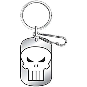 Amazon.com: Plasticolor 004361R01 Marvel Punisher Metal ...
