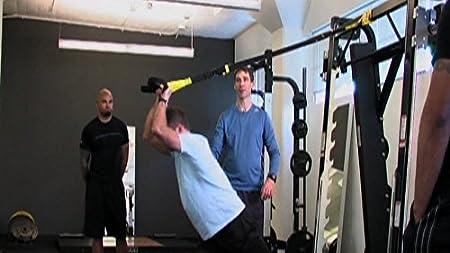 TRX TBDVD - DVD de circuito de entrenamiento de cardio que combina ejercicios de entrenamiento en suspensión con peso corporal y los beneficios ...