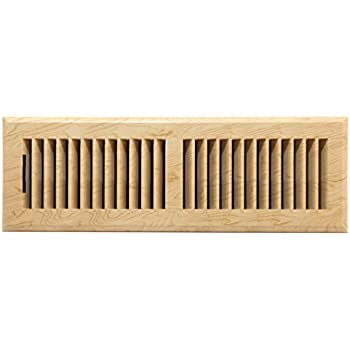 Accord Apfrmpl212 Plastic Floor Register With Louvered