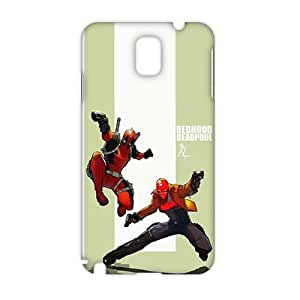 Cool-benz Shrewd capable deadpool 3D Phone Case for Samsung Galaxy Note3