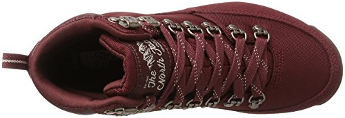 The North Face Damen Back To Berkeley Redux Leather Stiefel Mehrfarbig (Barolo Red/vintage White)