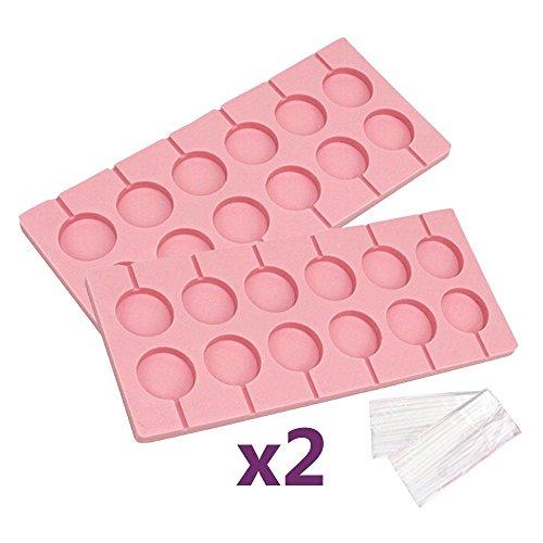 Carlie 12 Capacity Silicone Lollypop Sucker product image