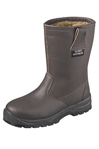 Honeywell Rigger sicurezza scarpe da lavoro stivali imbottiti Winter S3, taglia: 43