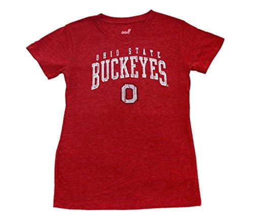 (Outerstuff GEN 2 Boy's NCAA Ohio State Buckeyes V-Neck T-Shirt)
