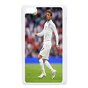 Football player Beckham phone Case Cove FOR IPod Touch 4 FANS375559