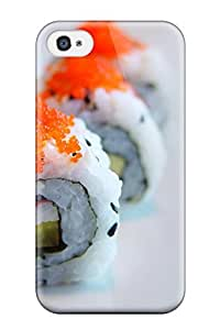 New Shockproof Protection Case Cover For Iphone 4/4s/ Sushi Case Cover