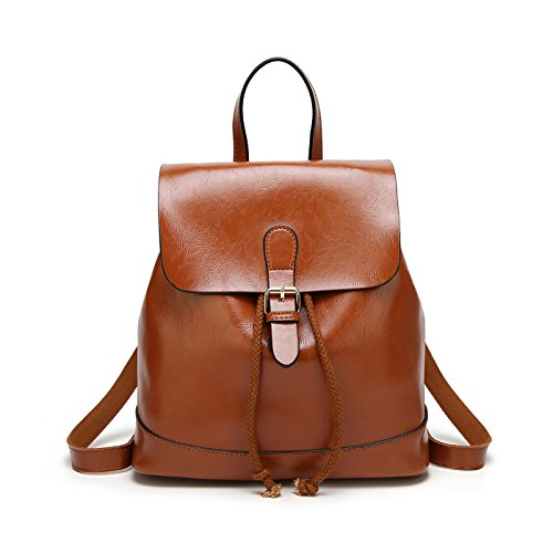 Cube donne One Backpack le per tracolla Blue Coolives Brown Drawstring dq0wt66