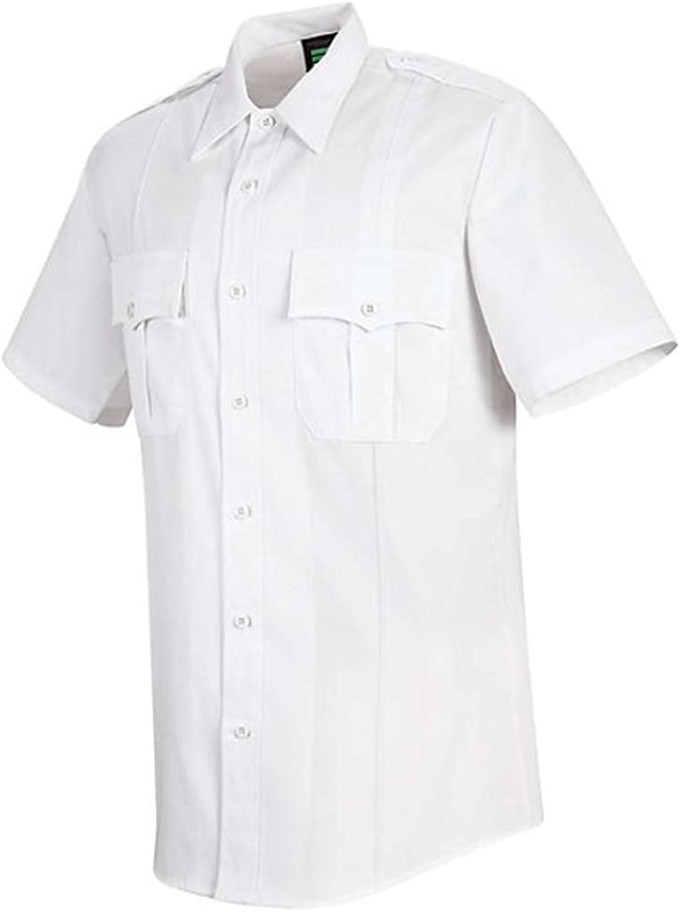 Horace Small Deputy Deluxe Shirt White SS17
