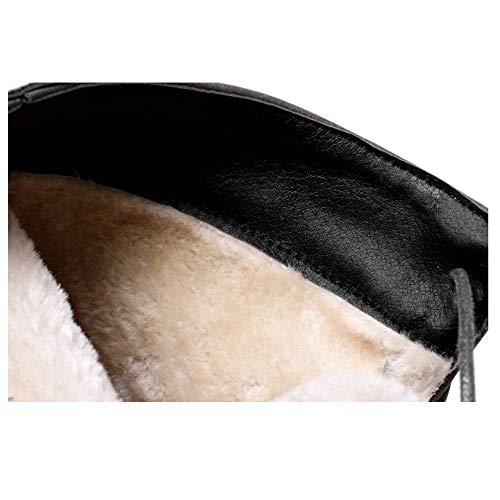 Hiver À Gris Bottes Martin Femmes warm Lacets Coolcept 8OT5qwZ
