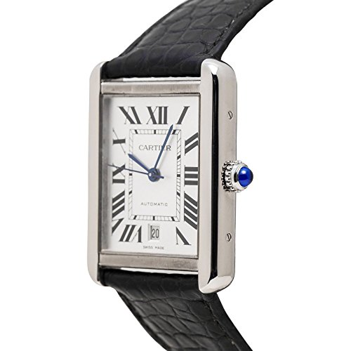 Cartier Tank XL automatic-self-wind mens Watch 3515 (Certified Pre-owned) by Cartier (Image #4)