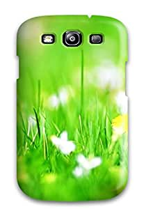 Snap-on Case Designed For Galaxy S3- Dandelion Flower by lolosakes