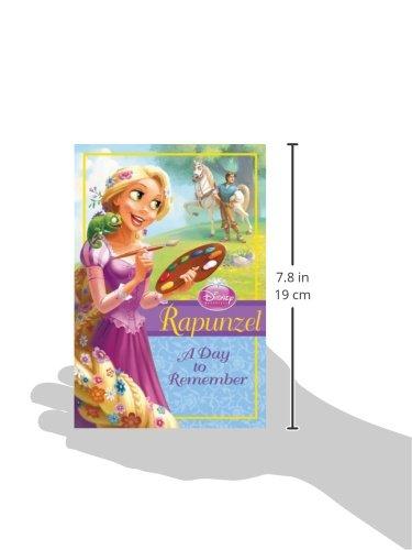 Disney Princess: Rapunzel: A Day to Remember (Disney Princess Chapter Book) by Disney Press
