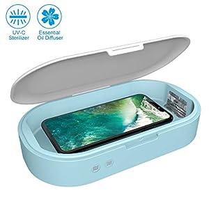 "Smart Phone Portable Sanitizer Sterilizer Cleaner(USA) ""2020"""