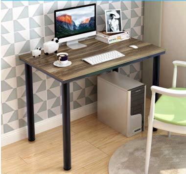 Amazon.com: Escritorio de ordenador para espacios pequeños ...