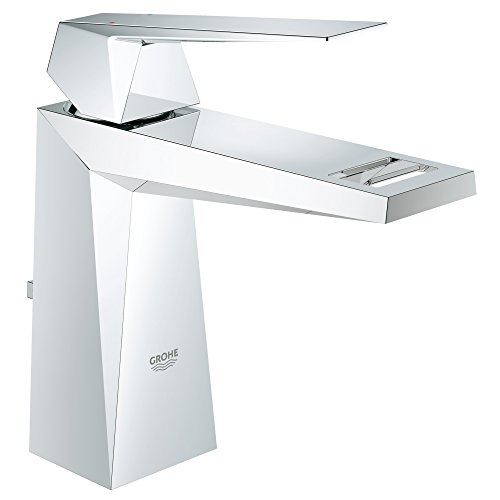 Allure Brilliant Single (Grohe 23034000 Allure Brilliant Single-handle Bathroom Faucet)