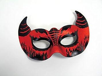 Teufel máscara Antifaz demonio ojos máscara DIABLO máscara máscara del Carnaval satán de la bola de