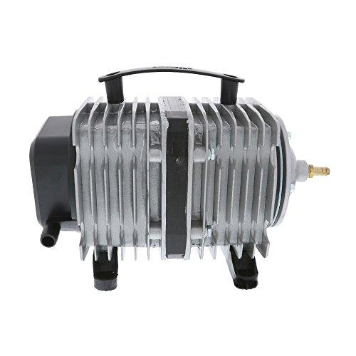 EcoPlus 3566 GPH (13500 LPH, 200W) Commercial Air Pump w/ 12 Valves | Aquarium, Fish Tank, Fountain, Pond, Hydroponics