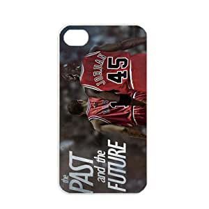 iphone covers NBA Chicago Bulls Derrick Rose Apple Iphone 5c TPU Soft Black or White case (White)