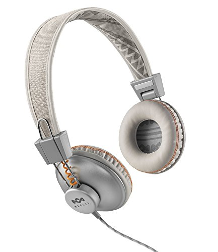 House of Marley Positive Vibration On-Ear Headphones Dubwise EM-JH011-DU