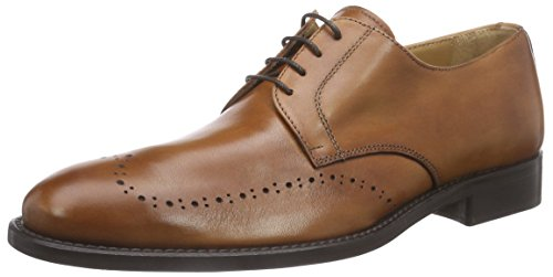 Florsheim RUSSELL - Zapatos Derby Hombre Marrón (TAN CALF)