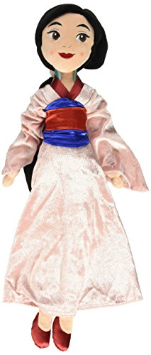(Mulan Plush Doll - Medium - 20')