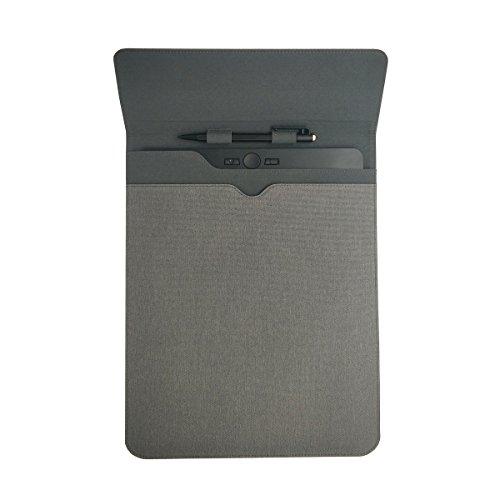 Xcivi Premium Sleeve Case for Boogie Board Blackboard 14-inch Writing Tablet Liquid Crystal Paper 8.5x11