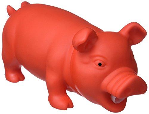 [Animolds Squeeze Me Piggy, Red] (Pig Costume Amazon)