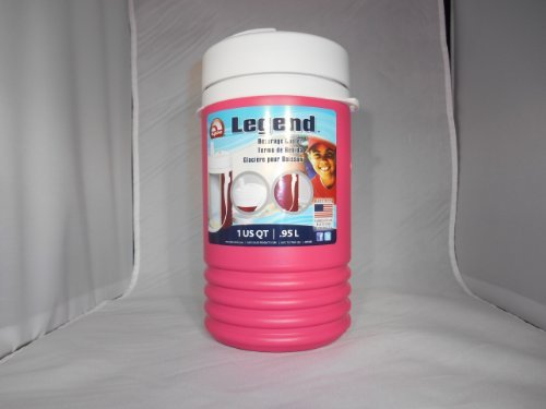 Hot Pink Igloo Legend Cooler