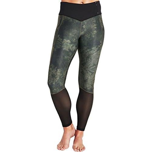 a83fbce095 CALIA by Carrie Underwood Women's Printed V-Waist Leggings ...
