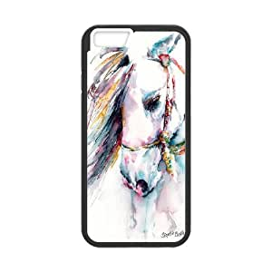 Horse Hard Snap Phone Case Cover For Iphone 6 Case 4.7 Inch TSL328902