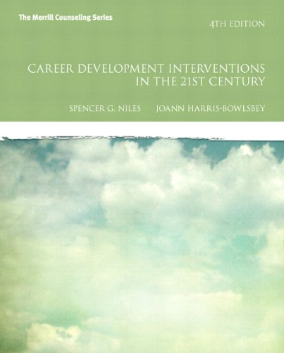 Career Development Interventions in the 21st Century with MyCounselingLab without Pearson eText -- Access Card Package (
