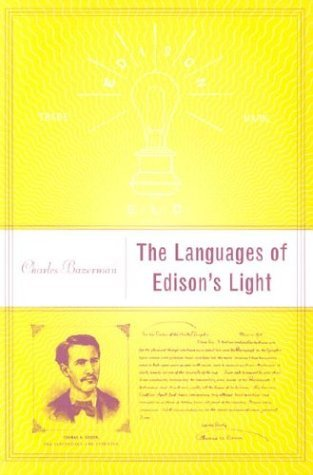 The Languages of Edison's Light pdf epub