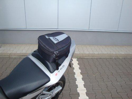 FAMSA Sitzbanktasche, Hecktasche, Gepäckträgertasche, FA 610