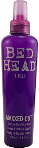 BED HEAD by Tigi MAXXED OUT 8 OZ ( Package Of 6 )