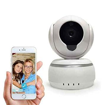 Cámara IP de seguridad inalámbrica, SMS alerta, detector de movimiento, monitoreo cámara HD