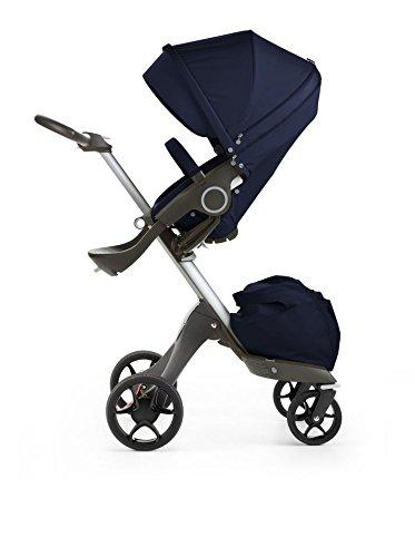 Stokke Xplory V5 Stroller, Deep Blue
