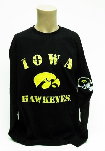 Iowa Embroidered Long Sleeve - 1