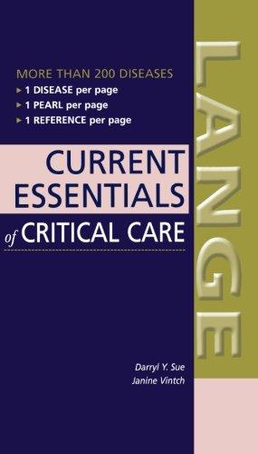 CURRENT Essentials of Critical Care (LANGE CURRENT Essentials)