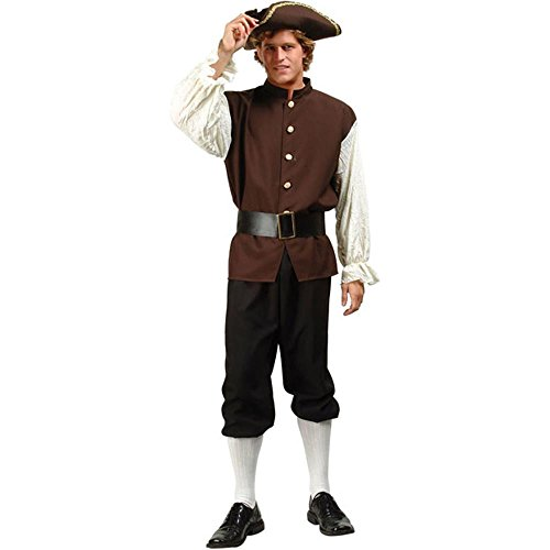 Adult Samuel Adams Costume ()