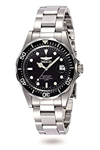 Invicta Men's 8932 Year-Round Analog Quartz Silver Watch