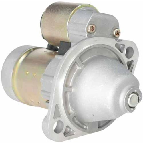 DB Electrical SHI0081 New Starter For Marine Yanmar, Case Compact Excavator 2005-On, 2Ym15 3Jh3E-Yeu 1999-On 3Cyl Diesel, 3Ym20 3Ym30 1994-On 4Cyl 17016 98185 IMI214-007 112675 113408 VV12924277010