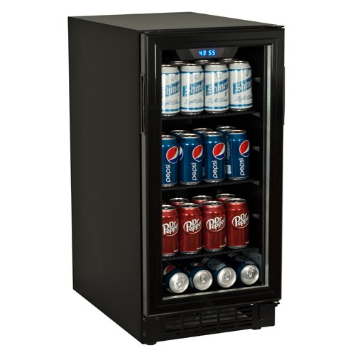 9. Koldfront 80 Can Built-In Beverage Cooler