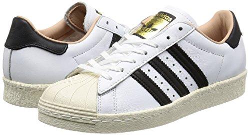 Mujer Deportivas Superstar By2957 negro Adidas Para Zapatillas Blanco xqaX5HHtw