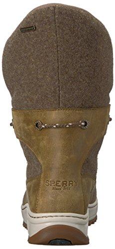 Sperry Top-sider Femmes Poudre Chapeau De Glace Botte De Neige Olive