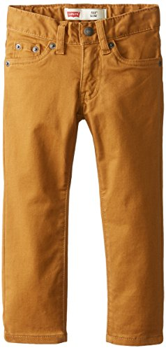 Levi's Boys' Toddler 511 Soft Brushed Pants, Monk's Robe, 2T -